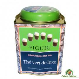 Thé vert de luxe FIGUIG