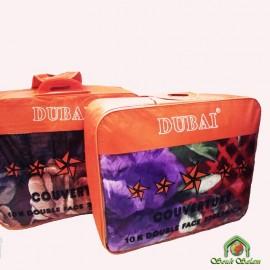 Couverture Double face DUBAI
